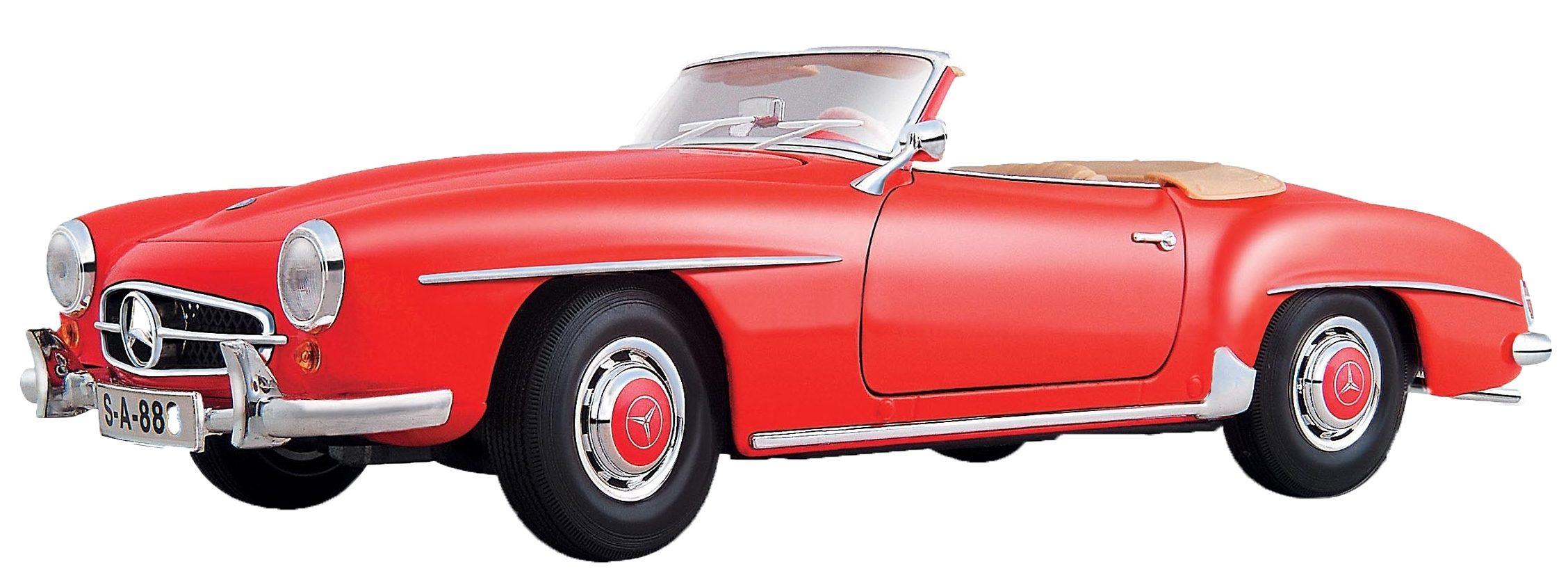 Maisto® Sammlerauto, 1:18, »Mercedes 190 SL '55«