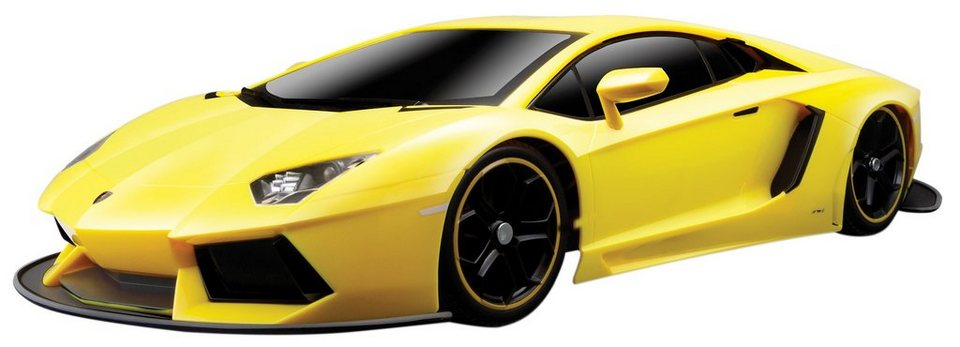 Maisto Tech® RC-Komplett-Set, »Lamborghini Aventador LP700-4« in gelb