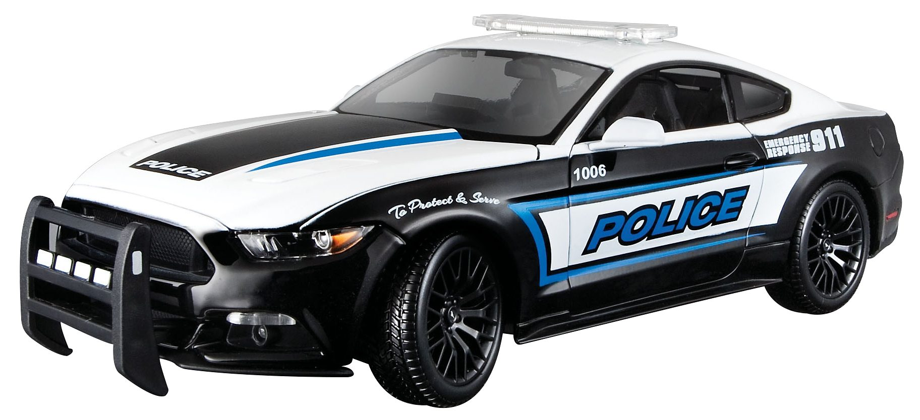 Maisto® Sammlerauto, 1:18, »Ford Mustang GT Police«