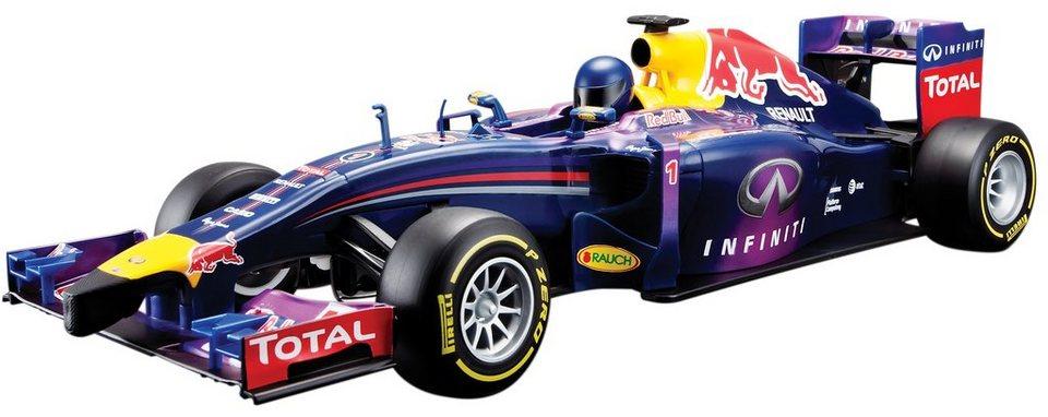 Maisto Tech® RC-Komplett-Set, »F1 Red Bull RB 10 im originalgetreuen Design« in blau