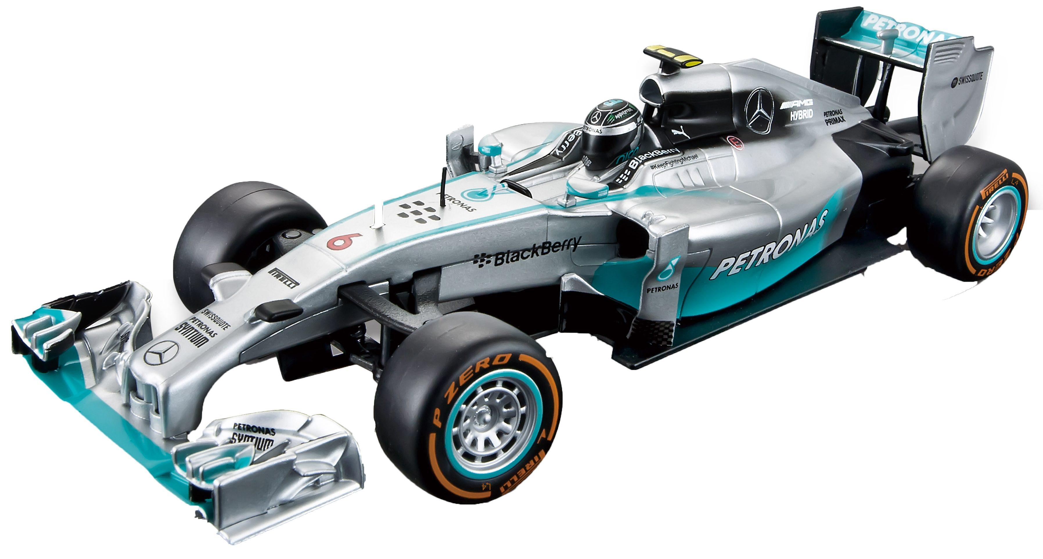 Maisto Tech®, RC-Fahrzeug, »F1 Mercedes AMG Petronas im originalgetreuen Design«
