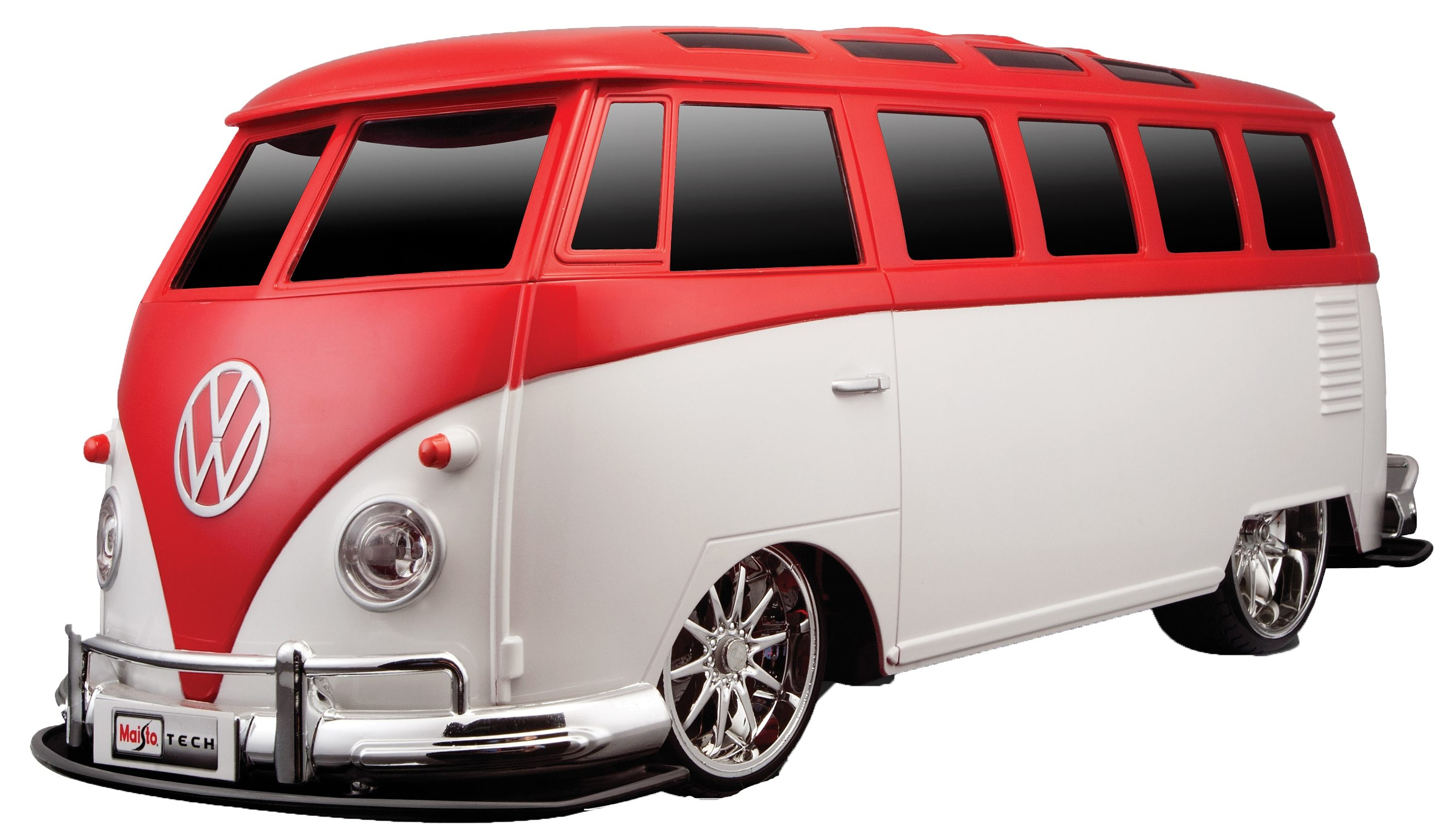 Maisto Tech® RC-Komplett-Set, »VW Bus Samba RTR«
