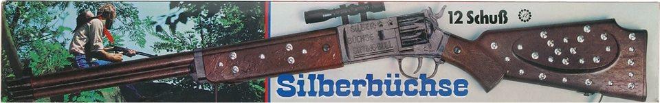 Schrödel Spielzeuggewehr, »Silberbüchse, antik«
