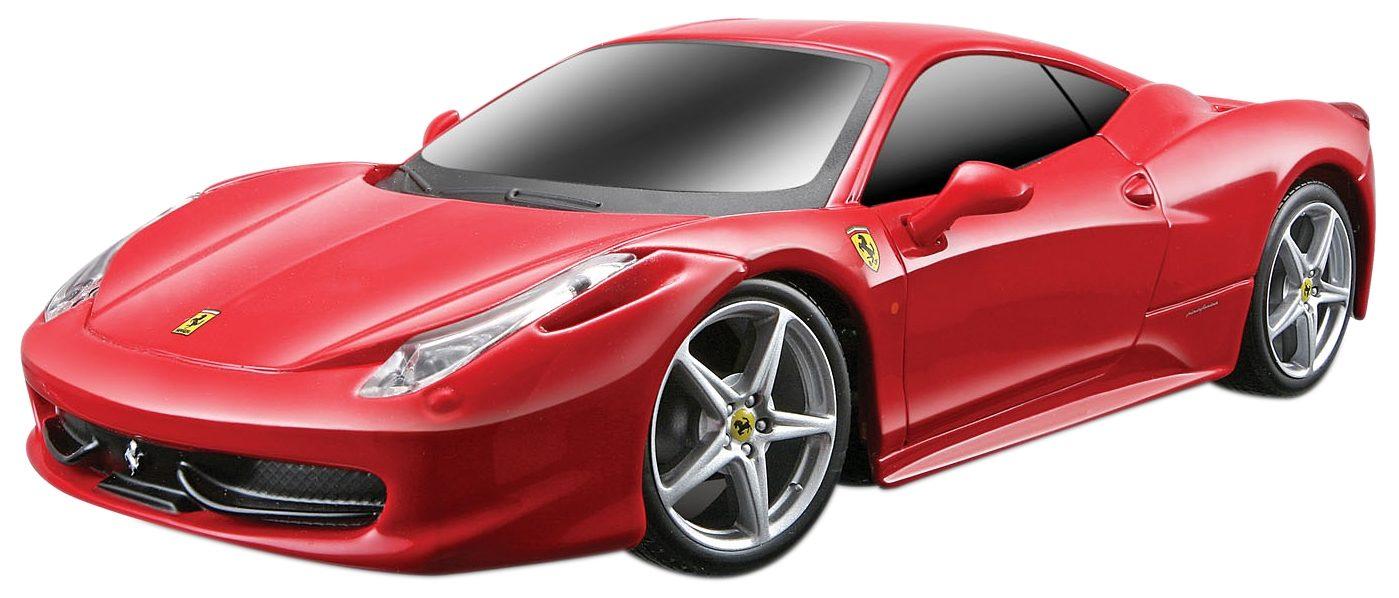 Maisto Tech® RC-Fahrzeug, »Ferrari 458 Italia im originalgetreuen Design«