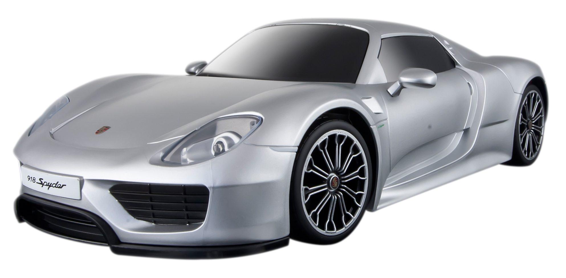 Maisto Tech® RC-Komplett-Set, »Porsche 918 Spyder im originalgetreuen Design«