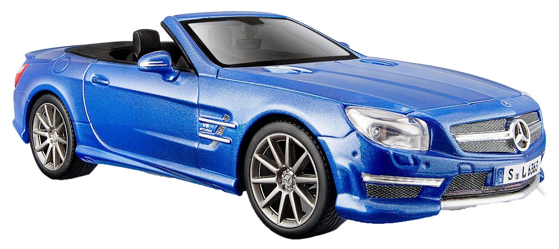 Maisto® Sammlerauto, 1:24, »Mercedes SL '12 AMG 63«