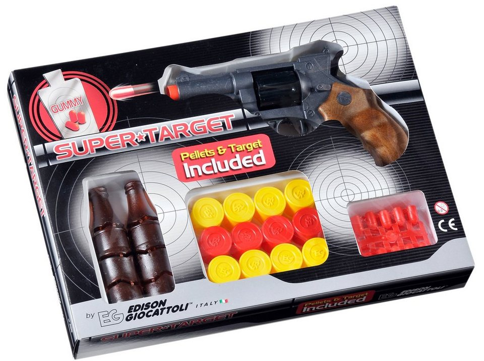 Schrödel Spielzeugpistolen-Set, 35 tlg., »Super Target Champions-Line«