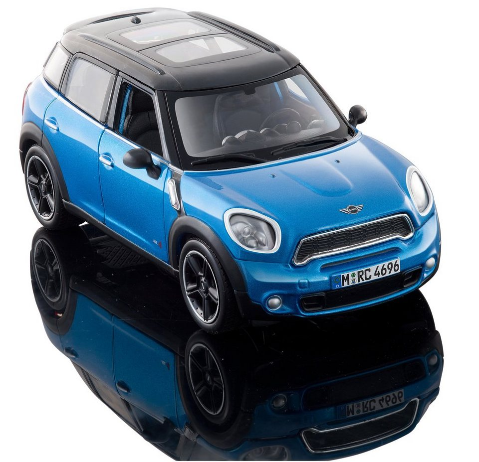 Maisto® Sammlerauto, 1:24, »Mini Countryman« in blau