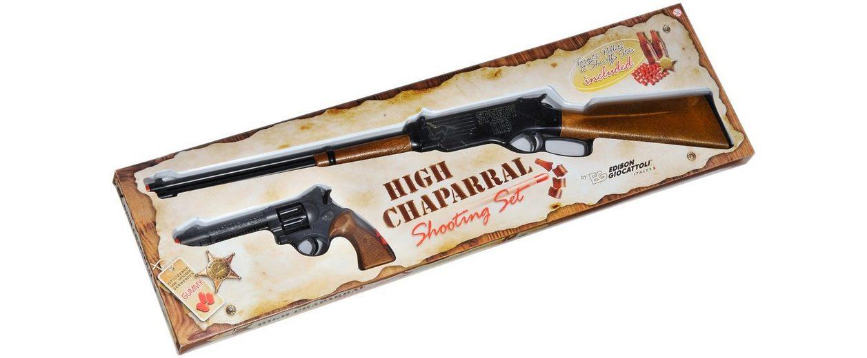 Schrödel Spielzeuggewehr-Set, 25 tlg., »High Chaparral Western-Line«