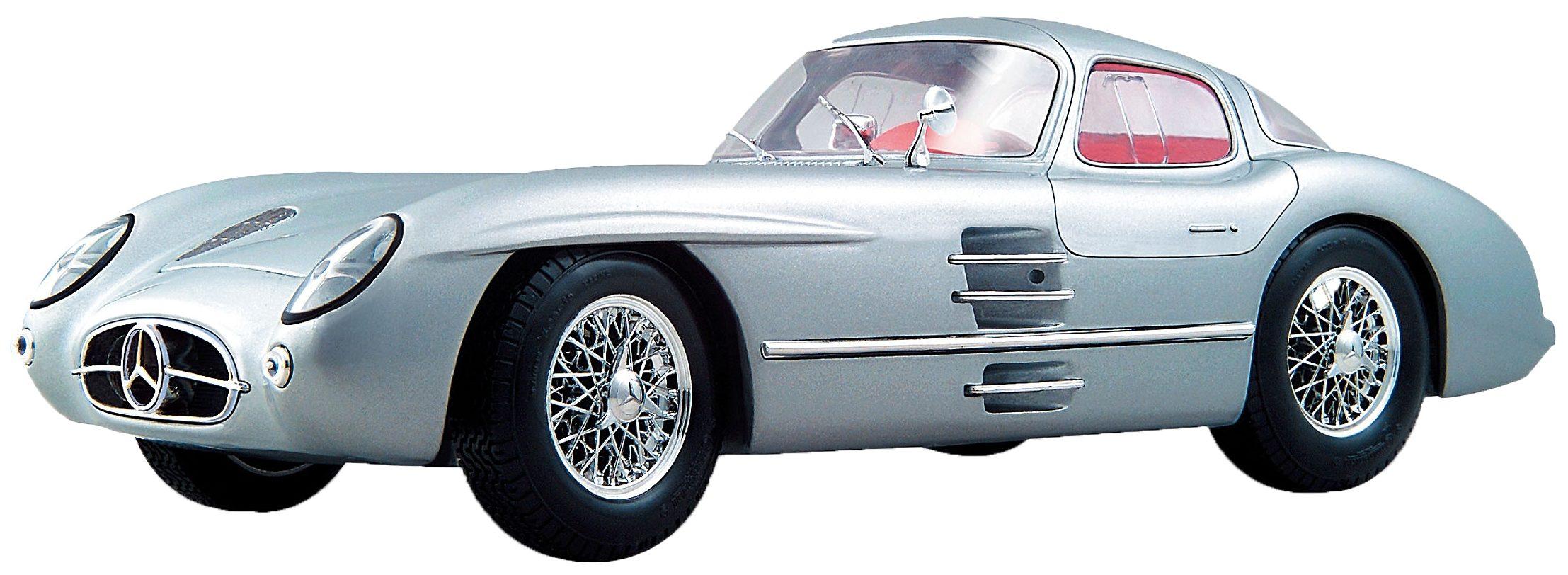 Maisto® Sammlerauto, 1:18, »Mercedes 300SLR Coupe Uhlenhaut«