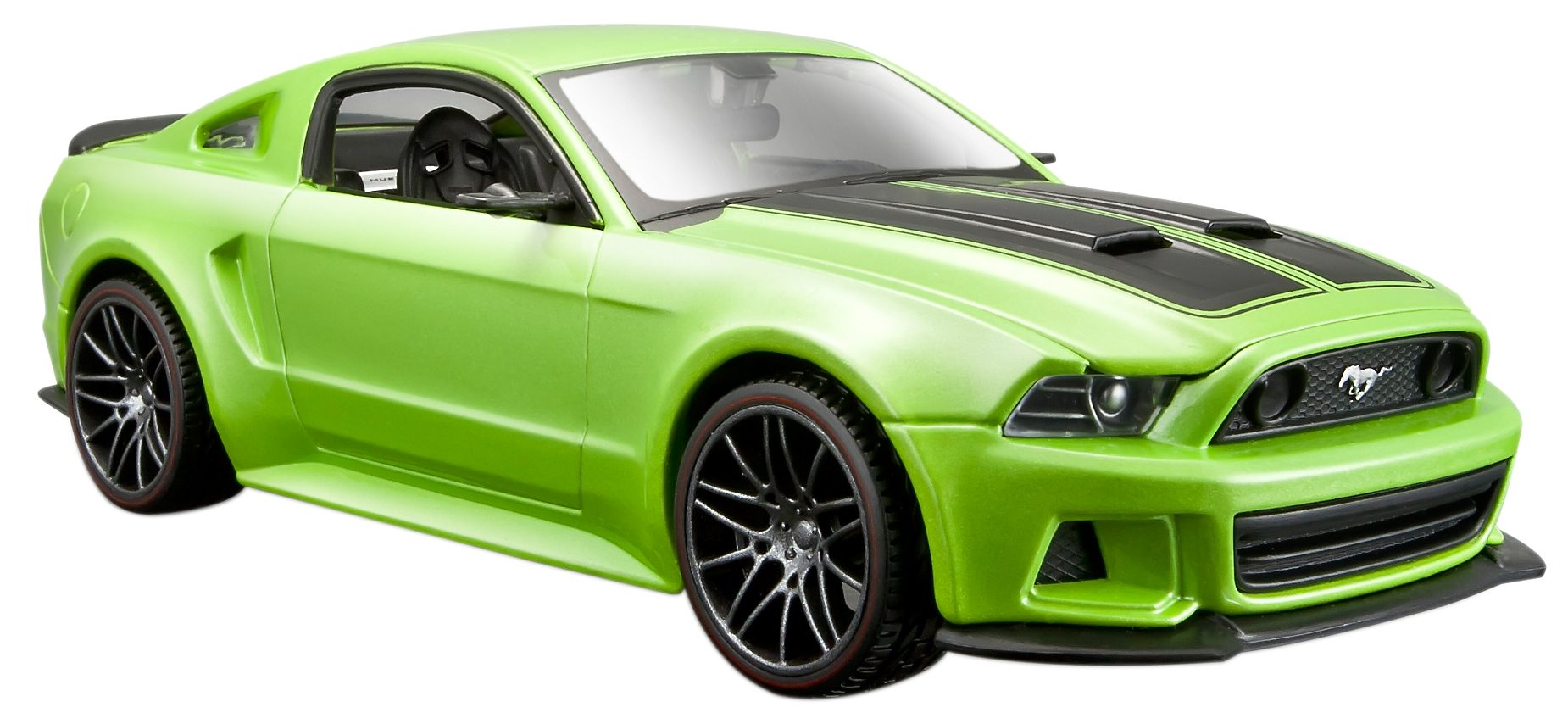 Maisto®, Sammlerauto, 1:24, »Ford Mustang Street Racer '14«