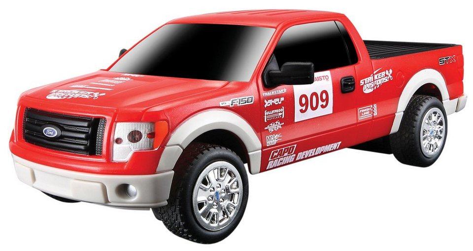 Maisto Tech® RC-Fahrzeug, »Ford F-150 im originalgetreuen Design« in rot