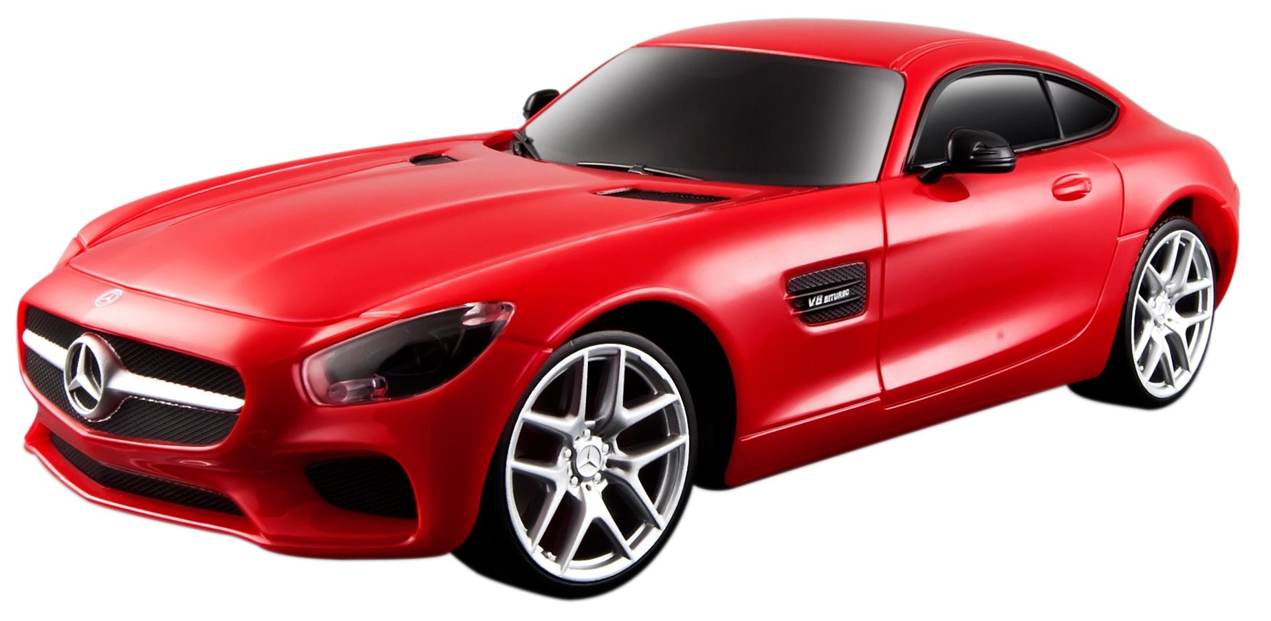 Maisto Tech® RC-Fahrzeug, »Mercedes AMG GT im originalgetreuen Design«