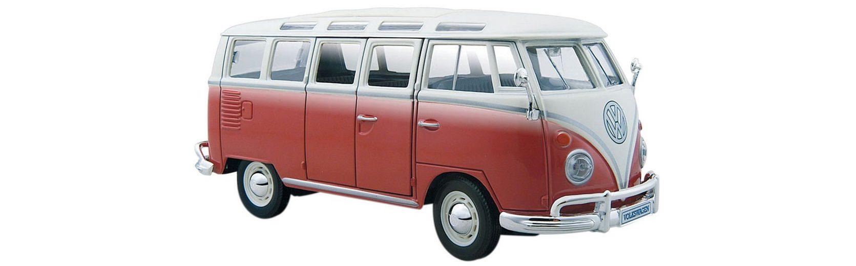 Maisto® Sammlerauto, 1:25, »VW Bus Samba«