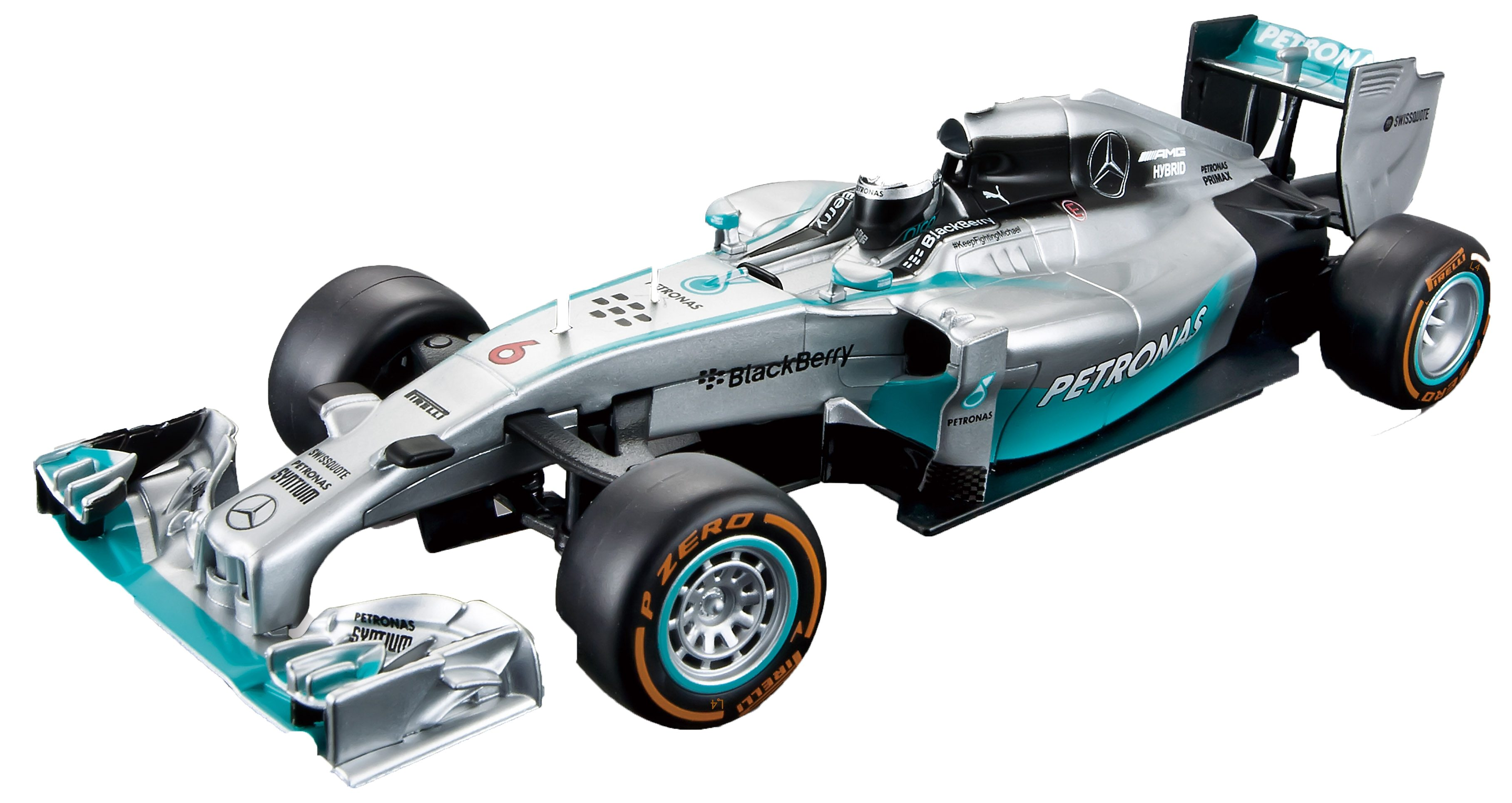 Maisto Tech®, RC-Komplett-Set, »F1 Mercedes AMG Petronas im originalgetreuen Design«