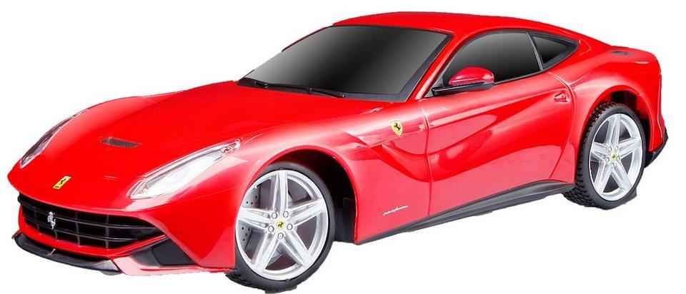 Maisto Tech® RC-Fahrzeug, »Ferrari F12 Berlinetta im originalgetreuen Detail« in rot