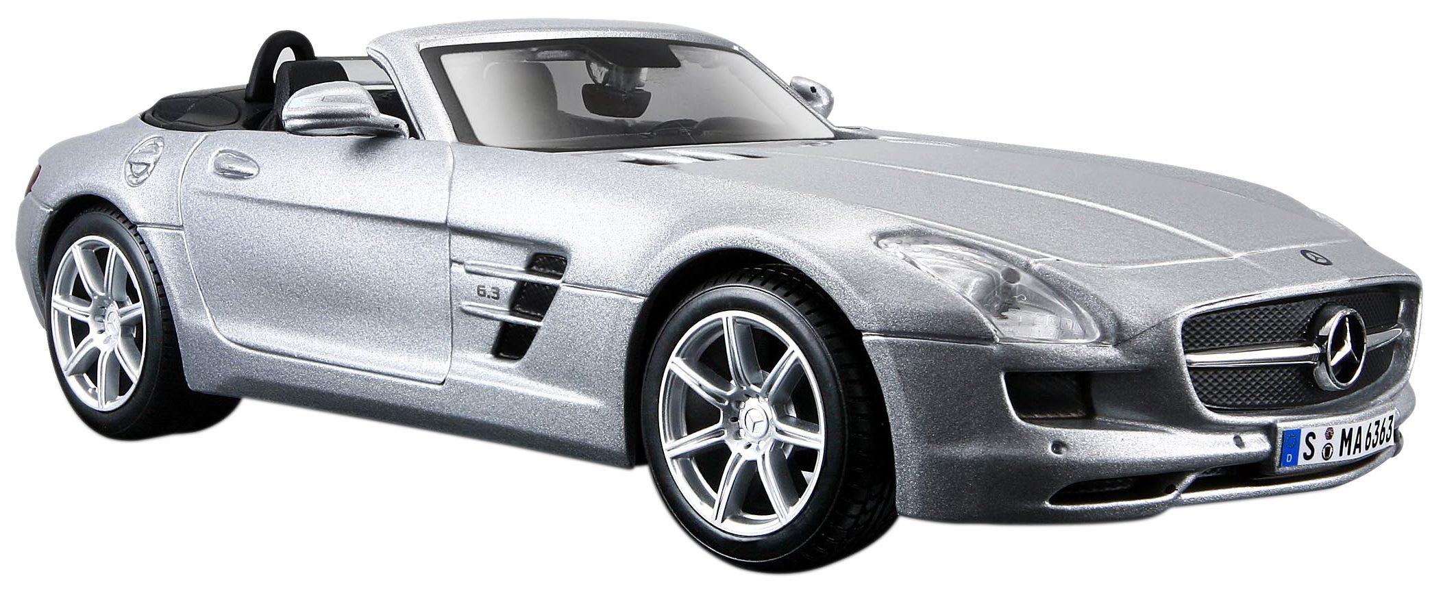 Maisto® Sammlerauto, 1:24, »Mercedes SLS AMG Cabrio«