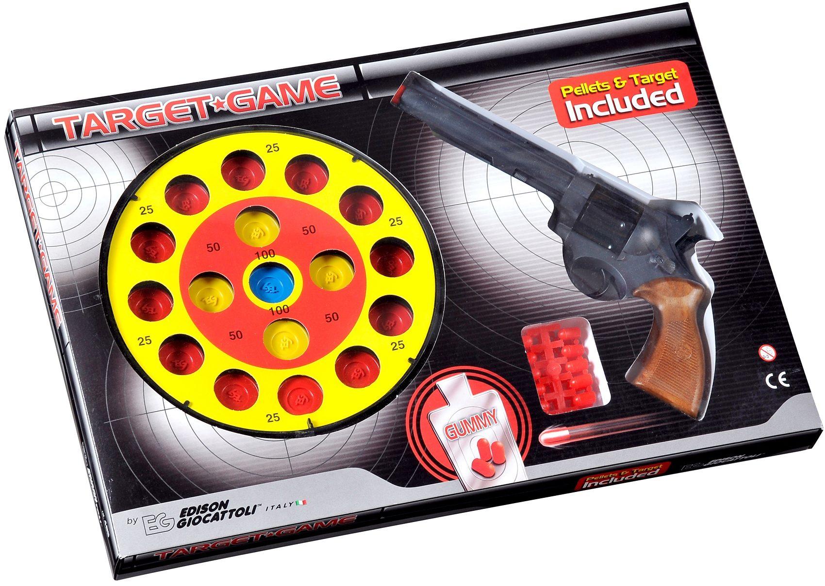 Schrödel Spielzeugpistolen-Set, 22-tlg., »Target Game Champions-Line«