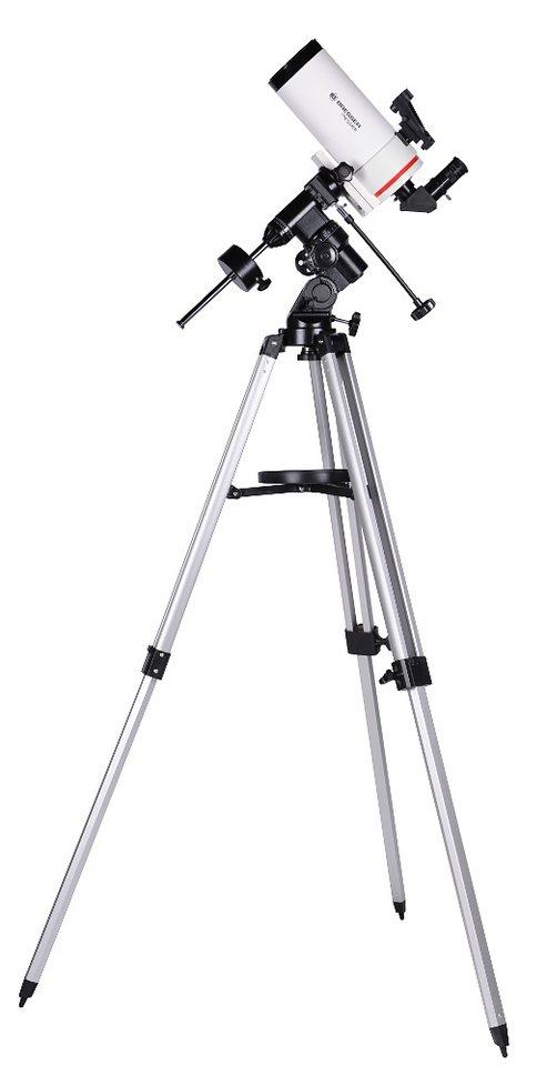 Bresser Teleskop »BRESSER Messier Maksutov 100/1400 EQ3 Teleskop«