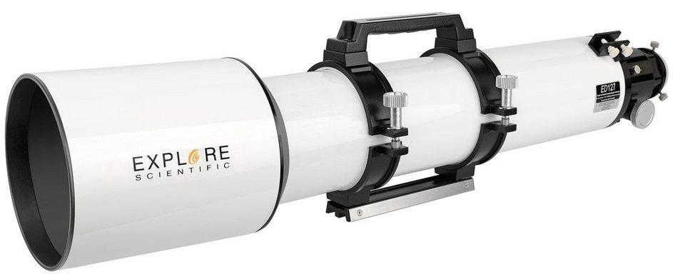 Bresser Teleskop »Explore Scientific ED APO 127mm f/7,5 FCD-1 Alu H«