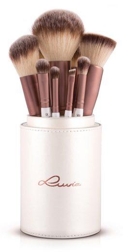 Luvia Cosmetics Kosmetikpinsel-Set »Prime Vegan«, 15 tlg., vegan