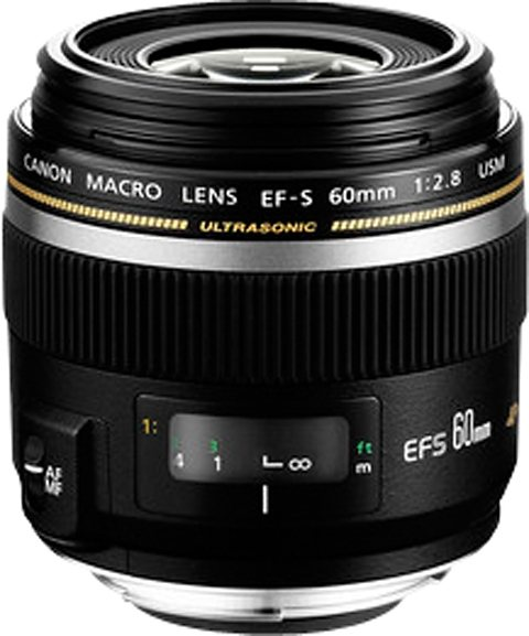 Objektive - Canon »EF S 60mm f2.8 Macro USM« Makroobjektiv  - Onlineshop OTTO