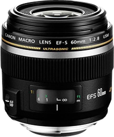 Canon EF-S 60mm f2.8 Macro USM Makro Objektiv
