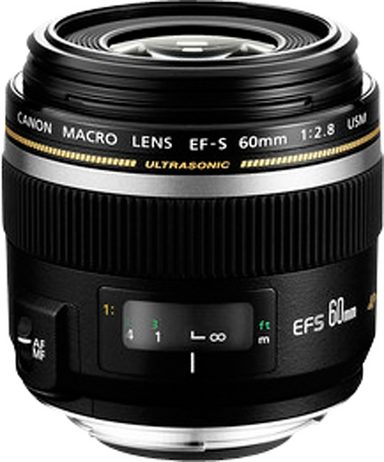 Canon »EF-S 60mm f2.8 Macro USM« Makroobjektiv