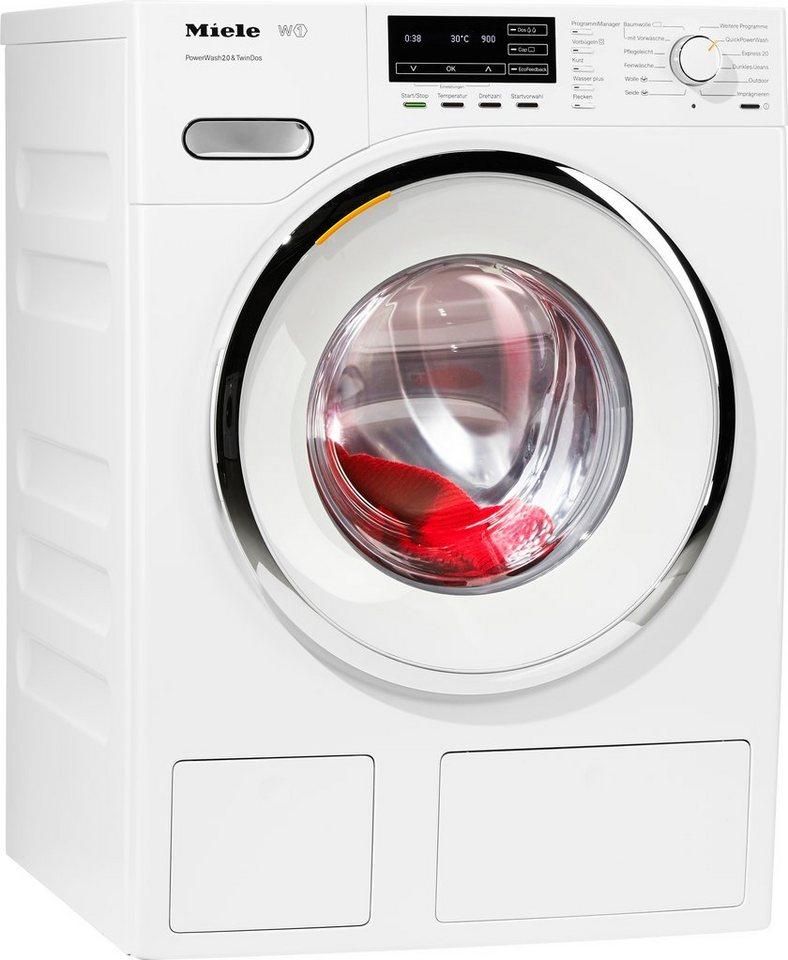 Miele Waschmaschine WMH 121 WPS, 8 kg, 1600 U/Min | OTTO