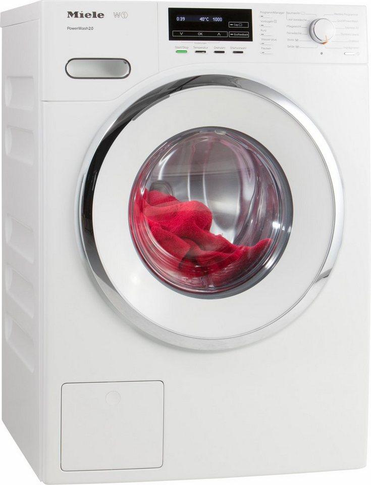 miele waschmaschine wmf 121 wps a 8 kg 1600 u min online kaufen otto. Black Bedroom Furniture Sets. Home Design Ideas