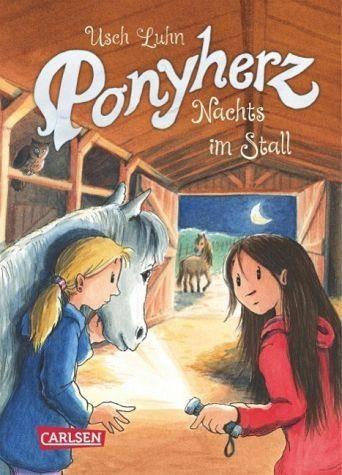 Gebundenes Buch »Nachts im Stall / Ponyherz Bd.6«