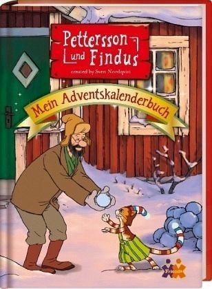 Gebundenes Buch »Pettersson & Findus. Mein Adventskalenderbuch«