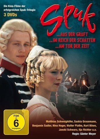 DVD »Spuk I-III (3 Discs)«