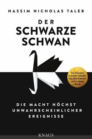 Gebundenes Buch »Der Schwarze Schwan«