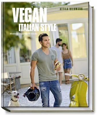 Gebundenes Buch »Vegan Italian Style«