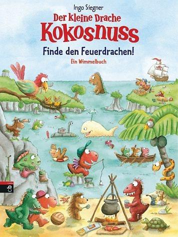 Gebundenes Buch »Der kleine Drache Kokosnuss - Finde den...«