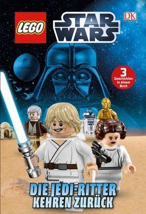 Gebundenes Buch »Die Jedi-Ritter kehren zurück / LEGO Star Wars...«