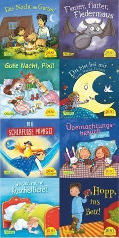 Broschiertes Buch »Pixi-Bundle 8er Serie 233: Pixi wünscht Gute...«