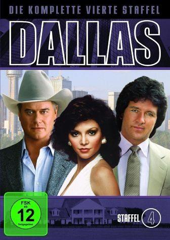 DVD »Dallas - Die komplette vierte Staffel«