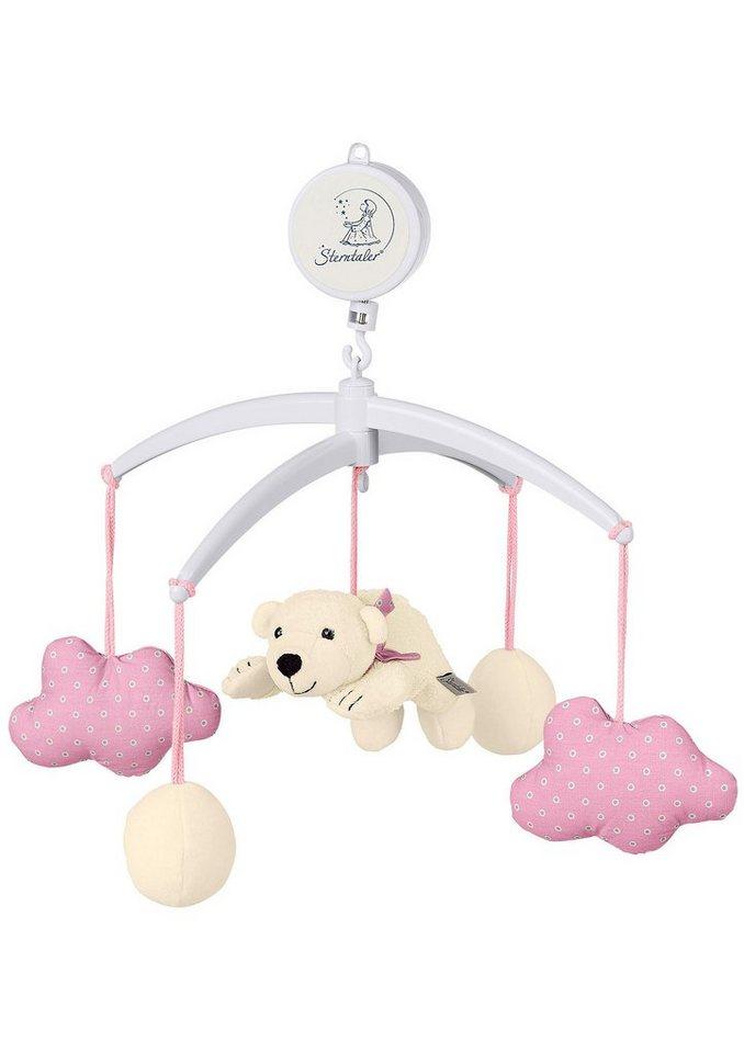 Sterntaler Mobile mit Spieluhr, »Ella« in rosa