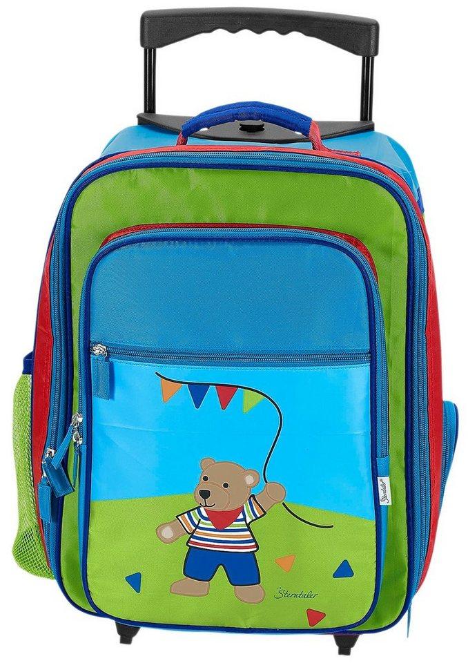Sterntaler Kinder-Trolley, »Ben« in blau