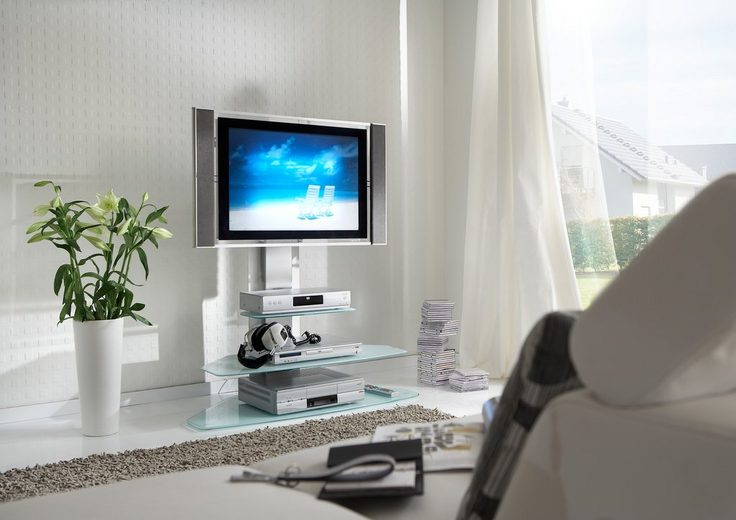 tv rack h he 122 cm online kaufen otto. Black Bedroom Furniture Sets. Home Design Ideas