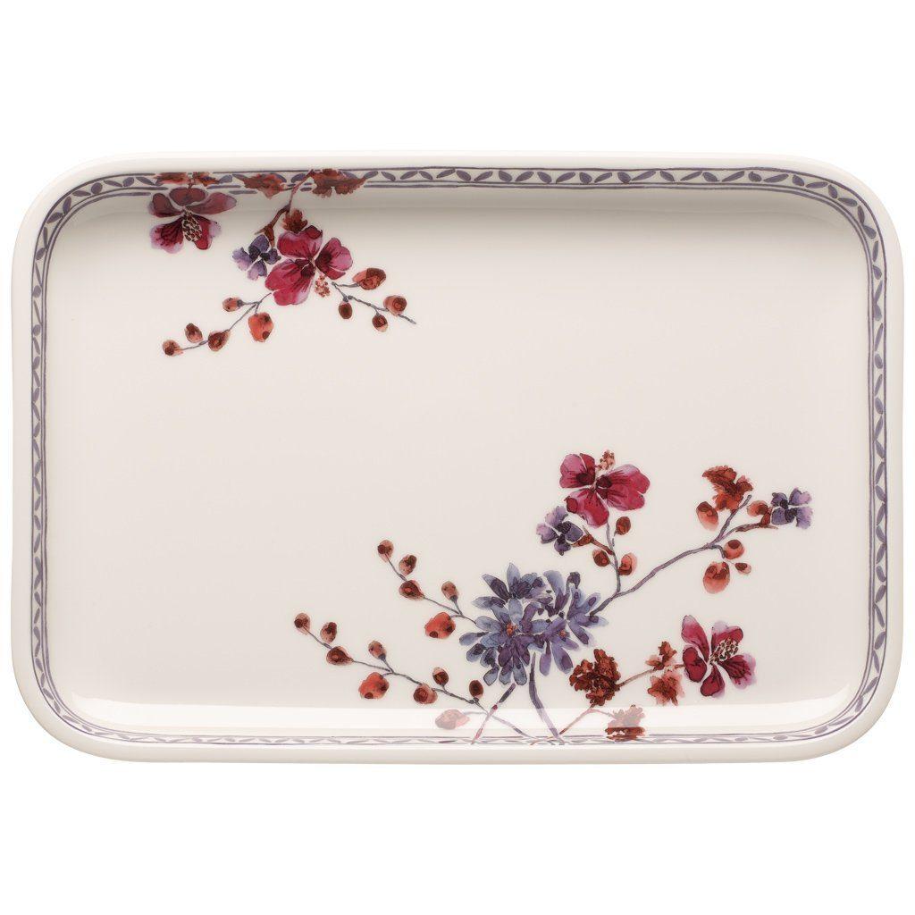 Villeroy & Boch Servierplatte / Top Rechteckig 32x2 »Artesano Provençal Lavendel Backformen«