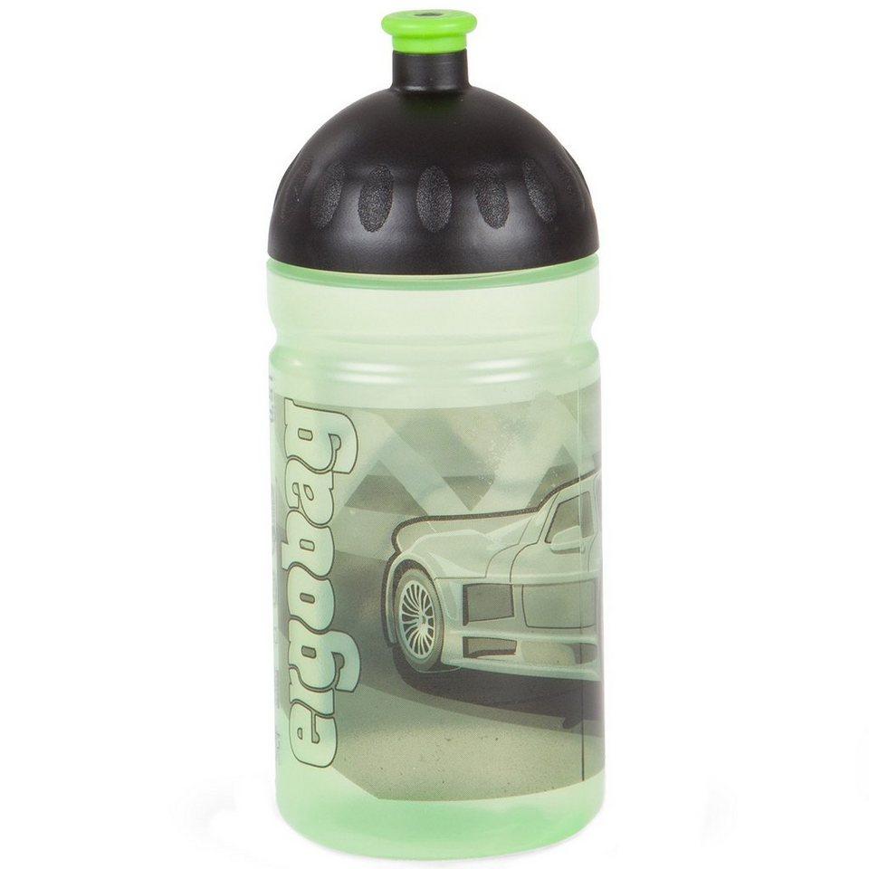 ergobag ISYbe Trinkflasche 0,5l 20 cm in Drunter und DrüBär