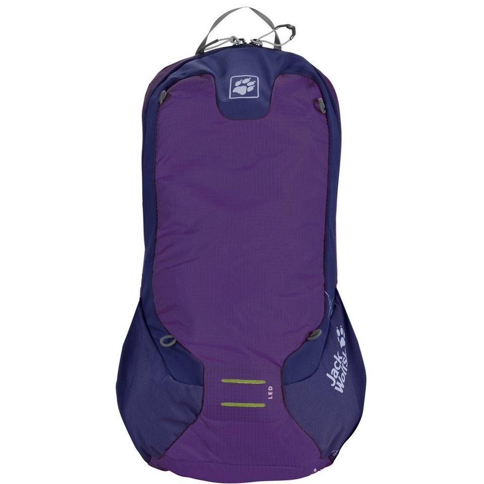 Jack Wolfskin Daypacks & Bags Speed Liner 8,5 Rucksack 44 cm in prune