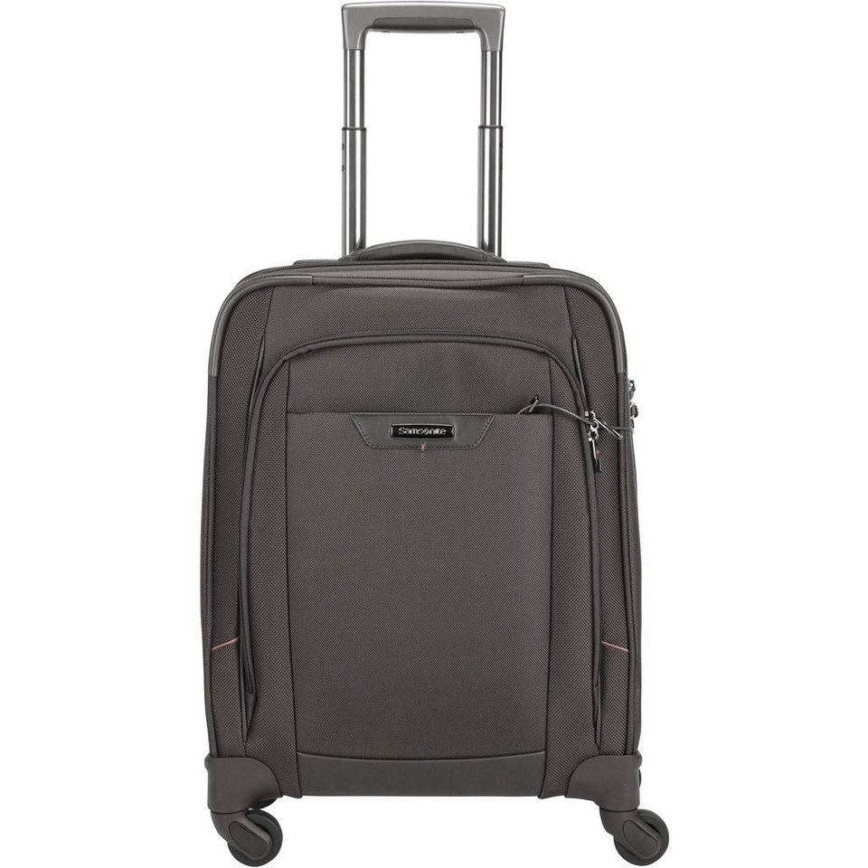 Samsonite Samsonite Pro-DLX 4 4-Rollen Spinner Kabinentrolley 55cm in magnetic grey
