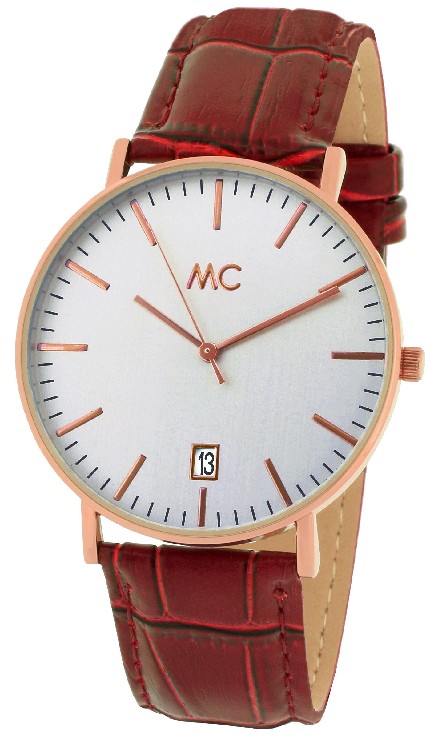 MC Armbanduhr, mit Datum, »27772«