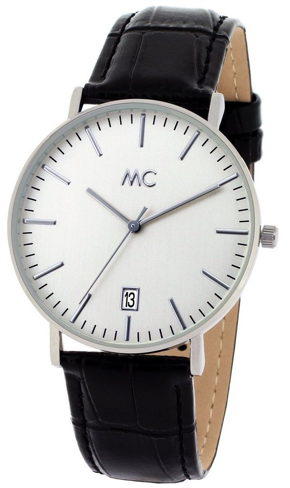 MC Quarzuhr »27770« in schwarz