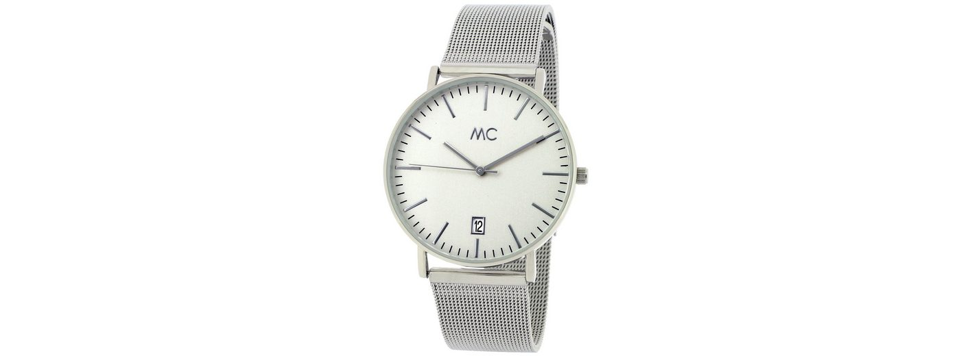 MC Armbanduhr, mit Datum, »27773«