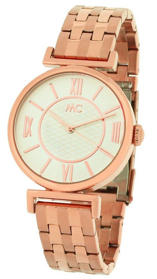 MC Armbanduhr, »51822« in roségoldfarben
